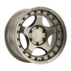 Black Rhino Bantam Wheel In Bronze 05127Z71-