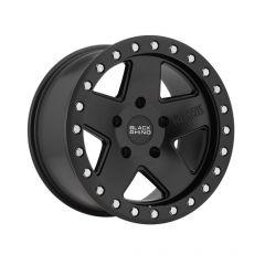 Black Rhino Crawler Wheel for 07-20+ Jeep Wrangler JL, JK & Gladiator JT CRAWLER-
