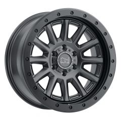 Black Rhino Dugger Wheel In Gun Black 85127M71-