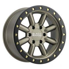 Black Rhino Hachi Wheel for 07-20+ Jeep Wrangler JL, JK & Gladiator JT HACHI-