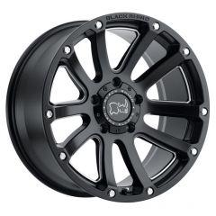 Black Rhino Highland Wheel for 07-20+ Jeep Wrangler JL, JK & Gladiator JT HIGHLAND-