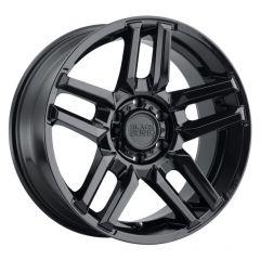 Black Rhino Mesa Wheel for 07-20+ Jeep Wrangler JL, JK & Gladiator JT MESA-