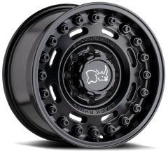 Black Rhino Axle Wheel in Black AXLE-