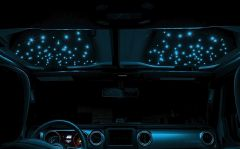 Oracle Lighting StarLINER ColorSHIFT Fiber Optic Hardtop Headliner for 18+ Jeep Wrangler JL & Gladiator JT 5872-333