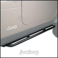 Body Armor 4X4 RockCrawler Side Guards For 2004-06 Jeep Wrangler TLJ Unlimited Models