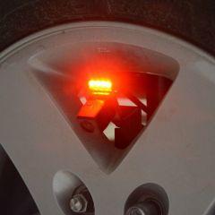 Brandmotion LED Third Brake Light Add-On for Adjustable Mount Cameras for 9002-8818 / 8817 / 8848 / 8857 / 8858 Cameras SUTV-8894