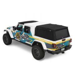 Bestop Supertop Truck 2 Bed Top for 20+ Jeep Gladiator JT 77326-17