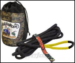 """Bubba Rope Lil' Bubba 1/2"""" x 20' Recovery Rope With A 7,400 lbs. Breaking Strength"""