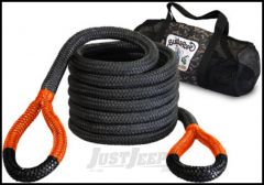 """Bubba Rope Big Bubba 1-1/4"""" x 30' Recovery Rope With A 52,300 lbs. Breaking Strength"""