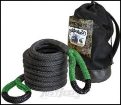 """Bubba Rope Jumbo Bubba 1-1/2"""" x 20' Recovery Rope With A 74,000 lbs. Breaking Strength"""