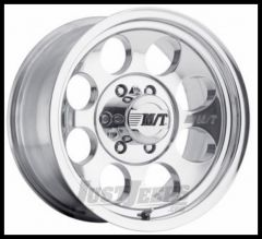 Mickey Thompson Classic III Cast Polished Alloy Wheel 17x9  5x5 bolt pattern 90000001781