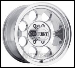 Mickey Thompson Classic III Cast Polished Alloy Wheel 15X8  5x4.5 bolt pattern 90000001718