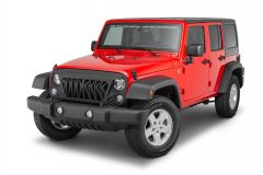 Overtread Inyo Front Grille for 07-18 Jeep Wrangler JK, JKU 19028