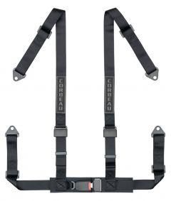 Corbeau 2-Inch 4-Point Bolt In Harness Belts 44001-