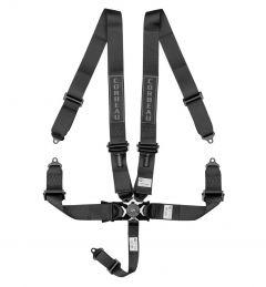 Corbeau 3-Inch 5-Point Camlock Harness Belts 53001B