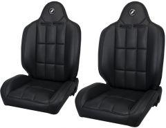 Corbeau Baja RS Reclining Suspension Seat Pair BAJARS-