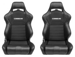 Corbeau LG1 Wide Front Seat Pair LG1W-