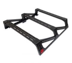 Artec Industries Mid Height Bed Rack - ALUMINUM For 20+ Jeep Gladiator JT CR1005