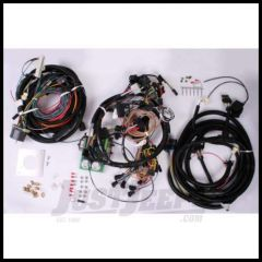 Omix-ADA Wiring Harness Centech Heavy Duty For 1976-86 CJ Series With Wired Fuse Panel 17203.02