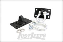 Rough Country D-Ring Kit For 2007-18 Jeep Wrangler JK 2 Door & Unlimited 4 Door (Fits Hybrid Bumpers Only) 1046