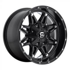 Fuel Off-Road D531 Hostage Wheel in Matte Black 18x9 with 4.5in Backspace D53118902645