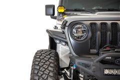 Addictive Desert Designs Stealth Fighter Front Fenders For 2018+ Jeep Wrangler JL, JLU