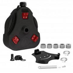 Daystar Cam Can with Pairo Mount Roll Bar Mounting Kit (Black) - KU72005BK