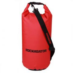 Rockagator GEN3 50L Shoulder Sling Dry Bag (Red/Black) - DB50RED