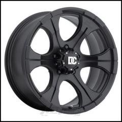 Dick Cepek Blackout Wheel 17x9 With 5 On 5.50 Bolt Pattern In Matte Black 90000024693