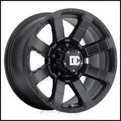 Dick Cepek Matrix Wheel 17x9 With 5 On 5.00 Bolt Pattern In Matte Black 90000024835
