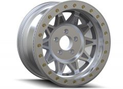 DirtyLife 9302 RoadKill Wheel Machined w/ BeadLock 17x9 5X5 w/4.50BS 9302-7973M14