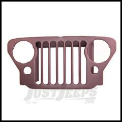 Omix-ADA Grill Licensed For 1945-46 Jeep CJ2A Early DMC-663536