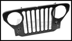 Omix-ADA Grill Steel For Late 1947-49 CJ2A DMC-668124