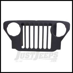 Omix-ADA Grill Licensed For 1948-53 Jeep CJ3A DMC-673149