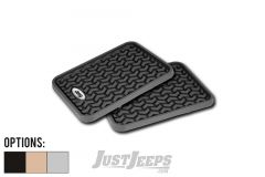 Rugged Ridge Rear Floor Liner With Jeep Logo For Universal Applications DMC-82950.01-