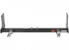 Blue Ox Blue Ox Base Plate Kit - Removable Arms For 2007-18 Jeep Wrangler JK 2 Door & Unlimited 4 Door Models BX1126
