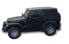 DV8 Offroad Ranger Hardtop For 2007-18 Jeep Wrangler JK 2 Door HT07SB22