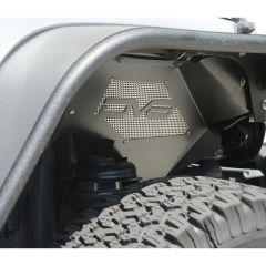 DV8 Offroad Front Inner Fenders for 07-18 Jeep Wrangler JK, JKU INNFENDJK-