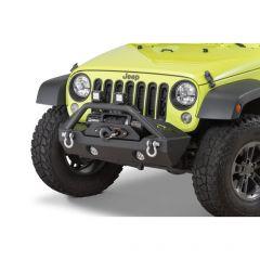 DV8 Offroad FS-15 Hammer Forged Front Bumper  For 2007-20+ Jeep Wrangler JK, JLU 2 Door & Unlimited 4 Door Models & Gladiator JT FBSHTB-15