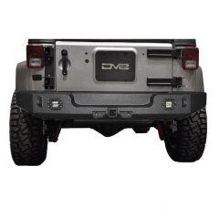 DV8 Offroad RS-11 Rear Bumper for 07-18 Jeep Wrangler JK, JKU RBSTTB-11