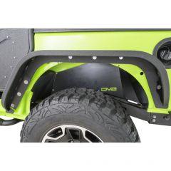 DV8 Offroad Rear Inner Fenders for 07-18 Jeep Wrangler JK, JKU INFEND0-