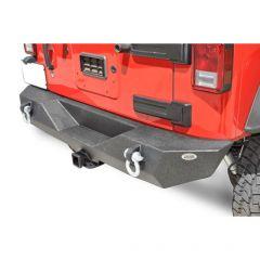 DV8 Offroad RS-4 Rear Bumper for 07-18 Jeep Wrangler JK, JKU RBSTTB-04