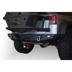 DV8 Offroad RS-9 Rear Bumper for 07-18 Jeep Wrangler JK, JKU RBSTTB-09
