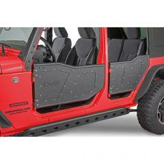 DV8 Offroad Plated Rock Doors for 07-18 Jeep Wrangler Unlimited JK RDSTTB-