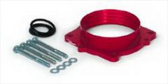AIRAID Throttle Body Spacer For 2006-2007 Jeep Grand Cherokee WK & SRT8 350-532