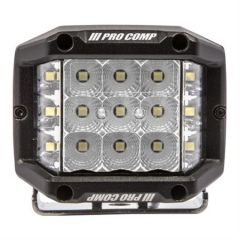 Pro Comp 75w Wide Angle Cube LED Lights (Pair) EXP76411P