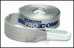 """Pro Comp Recovery Strap For 3"""" x 30' Rated For 30,000lbs. EXP330000"""