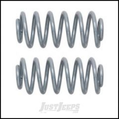 """Pro Comp 4"""" Front Coil Springs For 1997-06 Jeep Wrangler TJ & Wrangler Unlimited EXP55497"""
