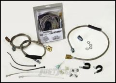 """Pro Comp Brake Line Kit For 1982-86 Jeep CJ Series With 0-6"""" Lift EXP7405"""