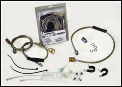 "Pro Comp Brake Line Kit For 1979-91 SJ & J Series Truck With 0-6"" Lift EXP7415"